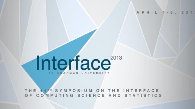 Photo: Interface Symposium