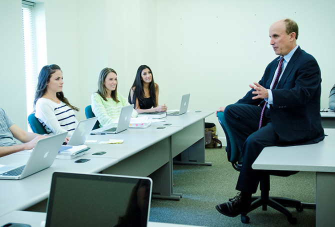 Photo: Chapman's Fowler Law School a Top 60 School for...