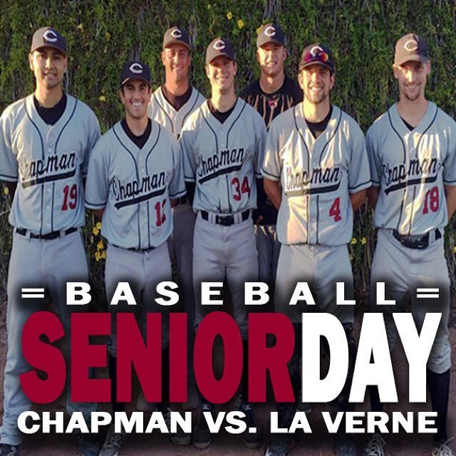 Photo: It's senior day at Har( park! First game of today's doubleheader st...