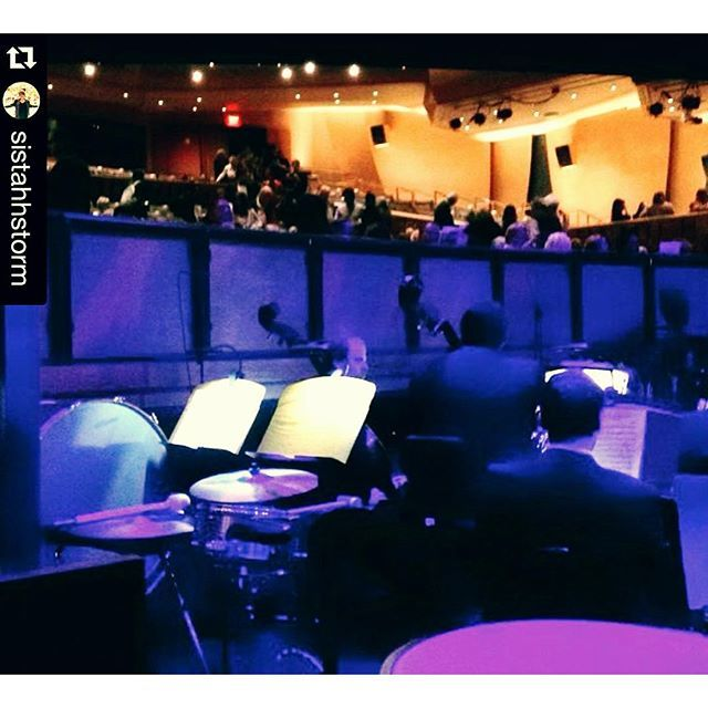 Photo: ORCHESTRA SEATS:  Here's the view from the orchestra pit at Opera C...