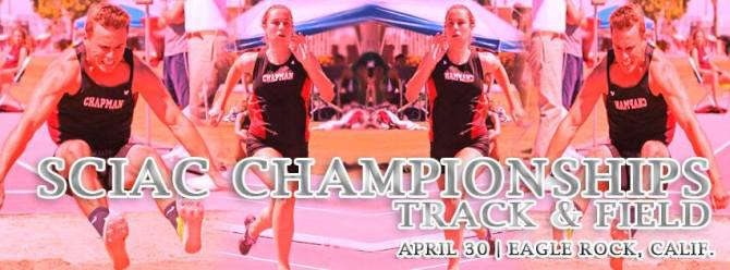Photo: SCIAC Championships are this weekend for track and field! #CUthere