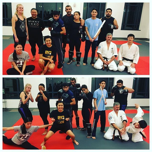 Photo: Tuesday nights at Chapman mean its training day for me! Ive always ...