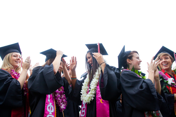 Photo: Chapman University's Commencement Weekend, May ...