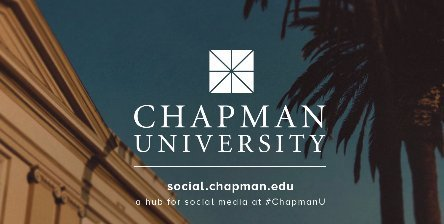 Photo: Connect with your Chapman Family on https://t.co/GL7APoGwXB for #So...