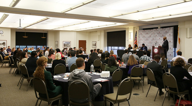 Photo: Fowler Law's Diversity & Social Justice Forum t...
