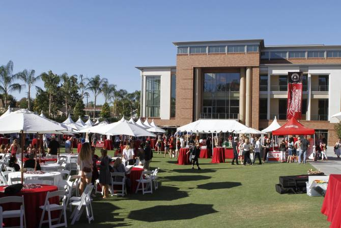 Photo: Something spicy was in the air for Chapman's 7th Annual Chili Cook–...