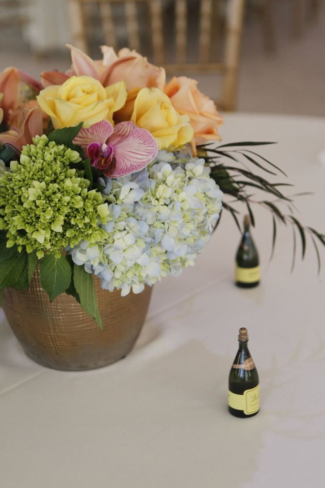Photo: This festive and relaxed champagne brunch featured Chapman's newest...