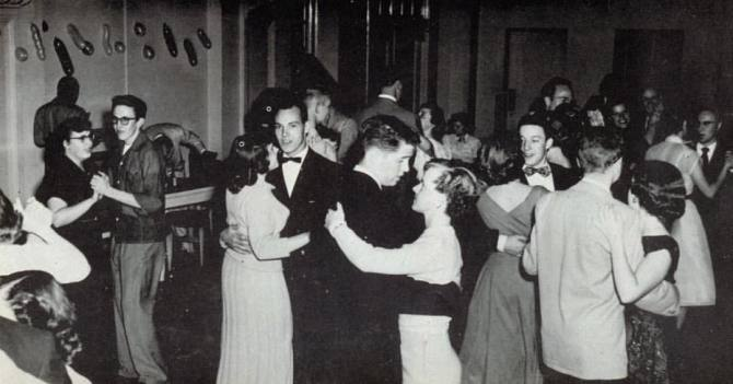 Photo: Did you know that dancing wasn't allowed at Chapman University unti...