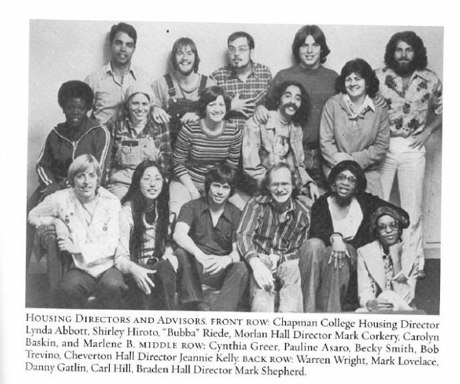 Photo: #TBT: 1970's housing directors and advisors!