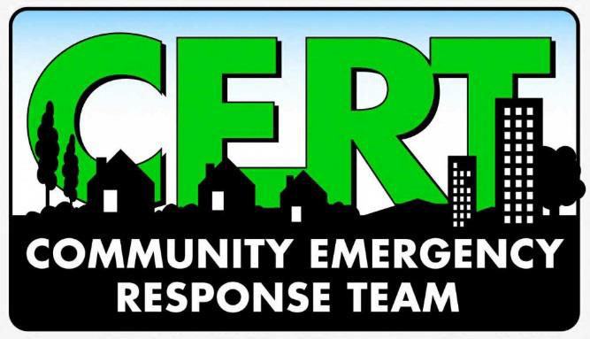 Photo: Be Apart Of Our Community Emergency Response Team