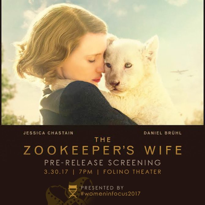 Photo: Join us for a special pre-release screening of @Zookeepers tomorrow...