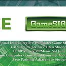 Photo: It's time for the IEEE GameSIG Intercollegiate Computer Games Showc...