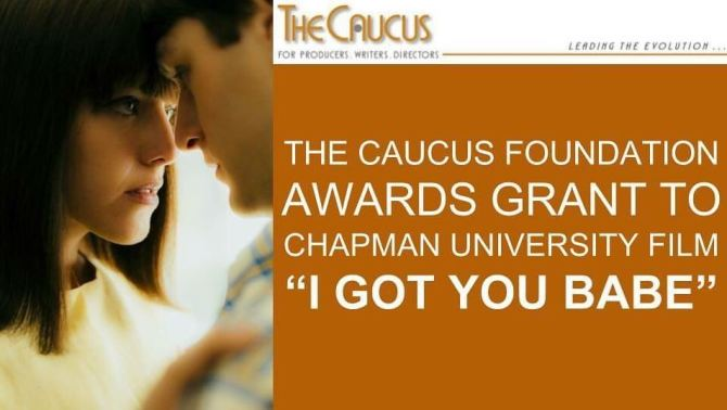 Photo: The Caucus Foundation Awards Grants to Chapman ...