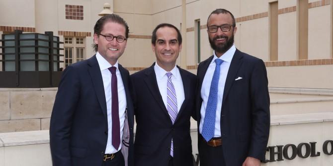 Photo: Fowler School of Law Receives $1.125 Million Gi...