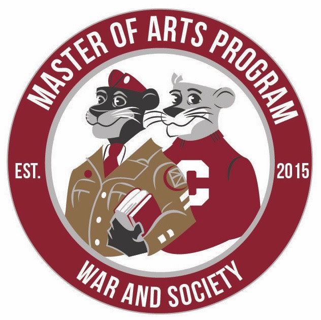 Photo: War and Society Awarded Student Scholarship