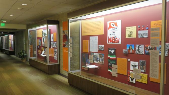Photo: Library Contributes to PST: LA/LA Exhibition