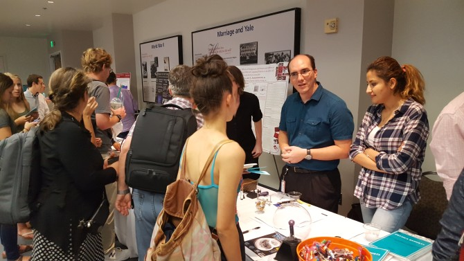 Photo: 2017-18 Hands-on Scientific Research Opportunit...