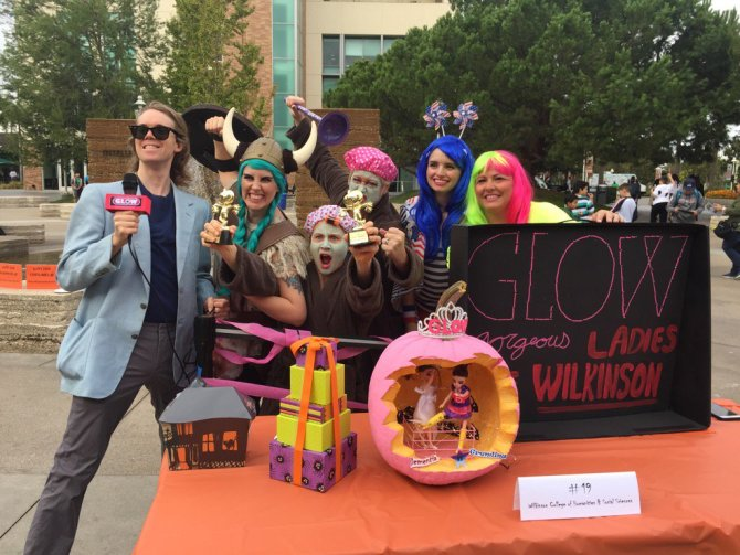 Photo: Congrats #WCAHSS for winning most humorous pumpkin & costumes a...