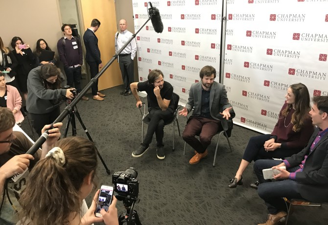 Photo: The Duffer Brothers' 11 Tips for Success