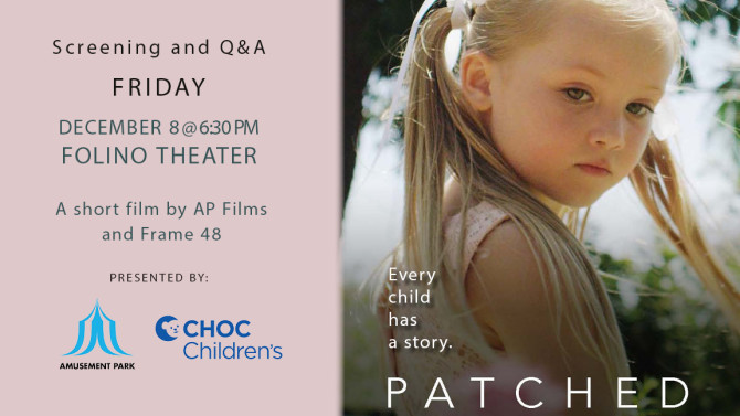Photo: PATCHED Screening and Q&A
