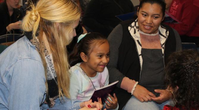 Photo: Learning Center Celebrates Literacy