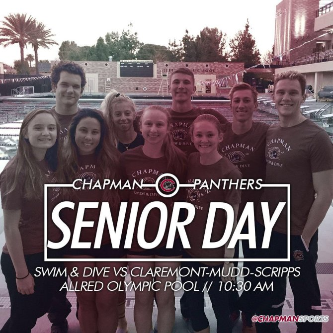 Photo: Join us for Senior Day at Allred Pool 🏊‍♂️ then head in over to Hut...