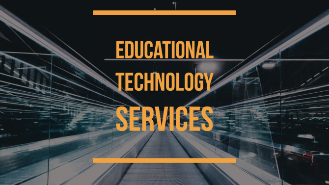 Photo: A new name for Academic Technology