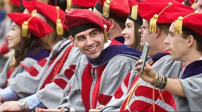 Photo: A Profile of Chapman's Graduating Seniors