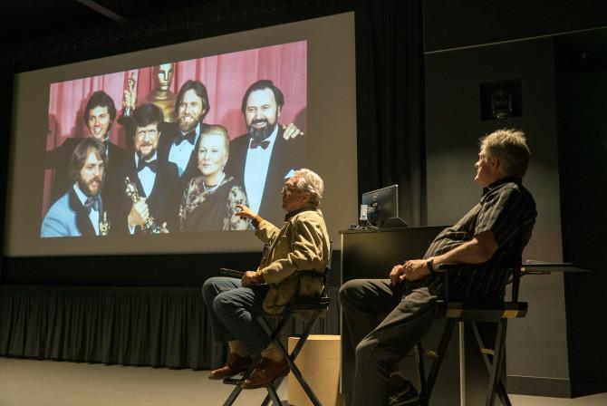 Photo: Chapman Professors/VFX Pioneers Discuss Awards ...