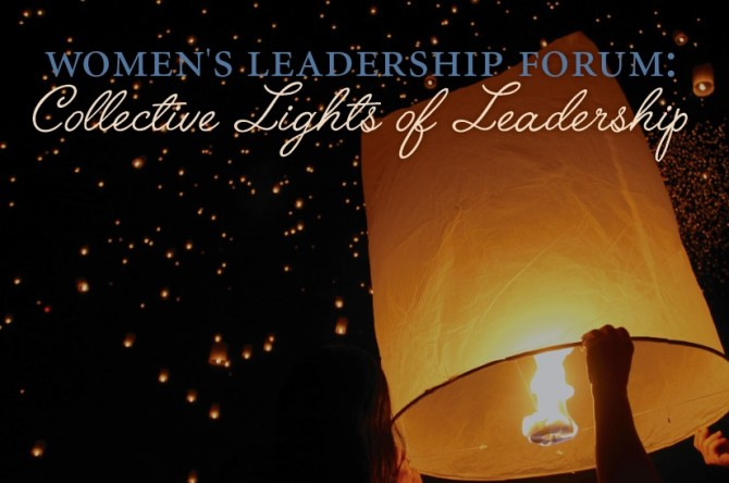 Photo: 2nd Annual Women's Leadership Forum Shines Coll...