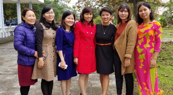 Photo: Alumni Spotlight: Caitlyn Nguyen '17