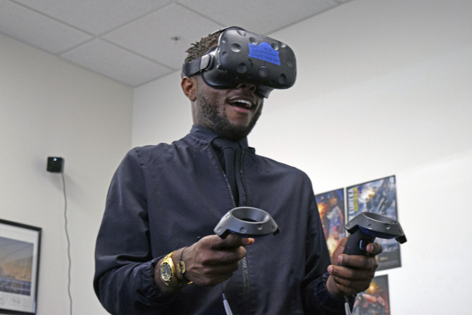 Photo: Virtual Reality and Augmented Reality Among New...