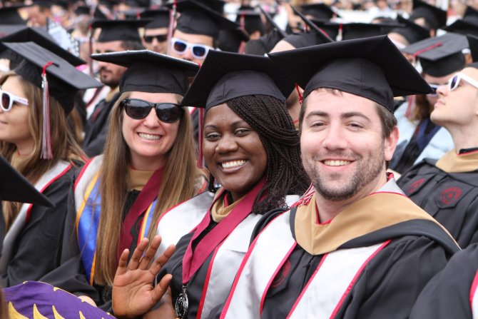 Photo: Revisit Chapman University's Commencement Weeke...