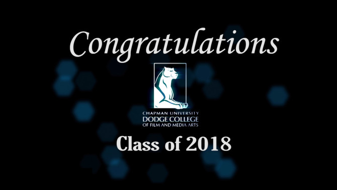 Photo: 2018 Commencement Clips Reel