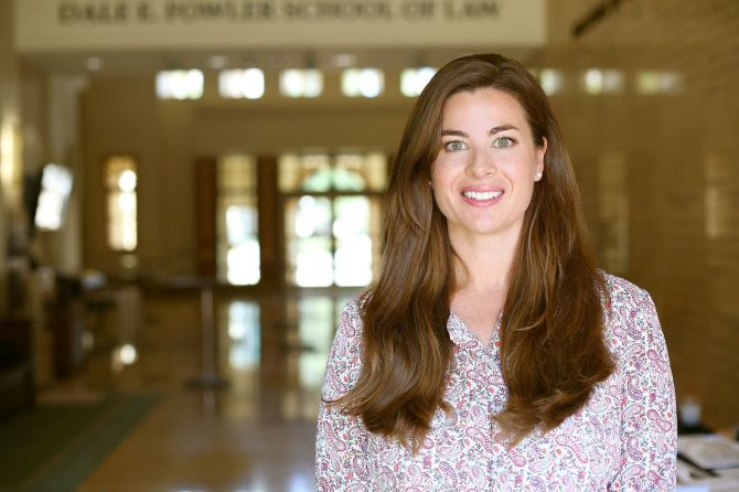 Photo: Fowler School of Law Alumna Among Forbes' 'Worl...
