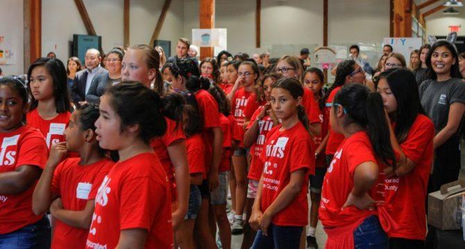 Photo: Girls Inc. summer program promotes entrepreneur...