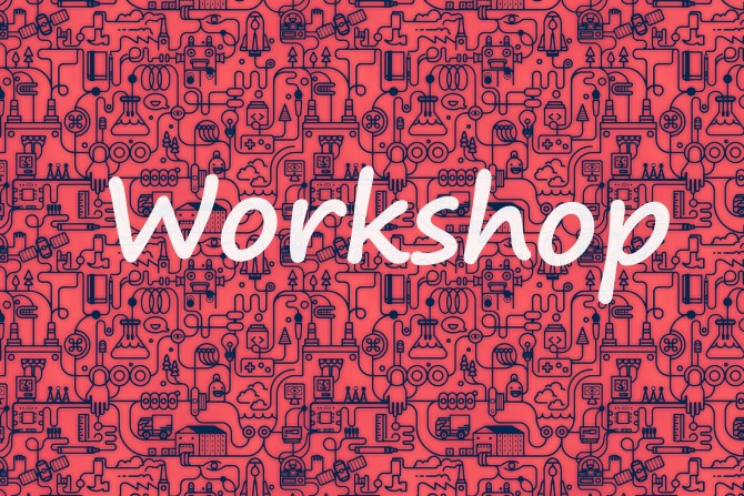 Photo: 2018 Fall Graduate Workshops