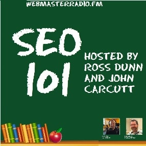 """SEO 101 Ep 386: Google's New """"Off the Record"""" Podcast, Structured Data Insights, and an SEO Question Answered"""