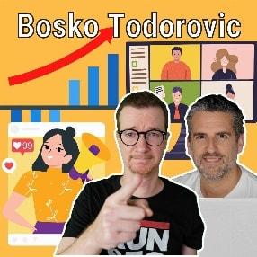 Bosko Todorovic über B2B Growth Marketing, virtuelle Konferenzen und Influencer Marketing