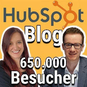 Blog SEO: Wie Hubspot 650.000 Besucher pro Monat anzieht | Jennifer Lapp im Interview
