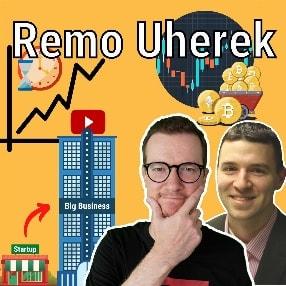Remo Uherek über Startup-Marketing, Personal Finance und Youtube