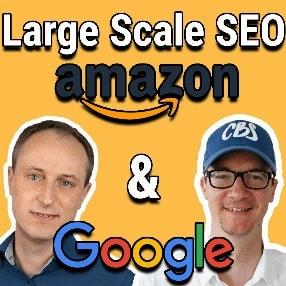 Large Scale SEO bei Google und Amazon | Interview mit Hans-Henning Raven von KW-Commerce