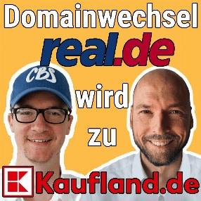 Domainwechsel: Aus Real.de wird Kaufland.de | Marcel Dittrich im Interview