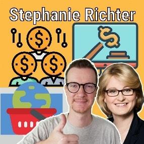 Stephanie Richter über Bid Management, globalen E-Commerce und Amazon Werbung