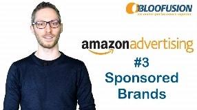 Video: Amazon Advertising: Mit Sponsored Brands die Markenbekanntheit stärken! [Folge 3]