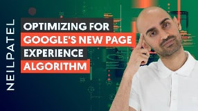 Video: How To Optimize For The Page Experience Algorithm (Google's Upcoming Algorithm Update)
