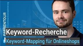 Video: [Praxisbeispiel] Keyword-Recherche & Keyword-Mapping für Onlineshops (Shop SEO Teil 2)