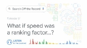 Video: What if speed was a ranking factor...?