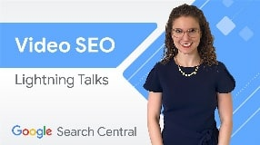 Video: Video best practices for Google Search & Discover | Search Central Lightning Talks
