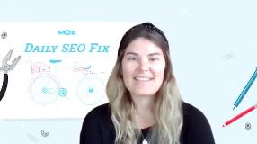 Video: Daily SEO Fix - Review Rankings and Segment Keywords